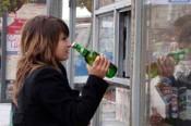 Из киосков города убрали пиво