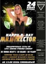 HAPPY B-DAY MR.DIRECTOR