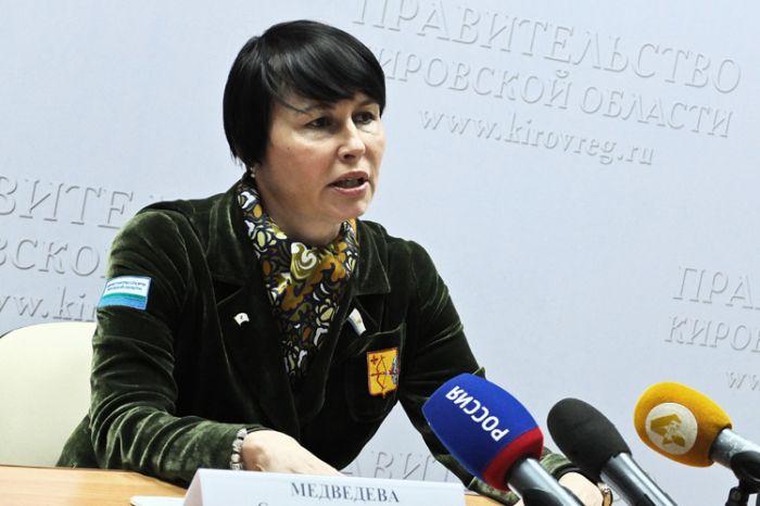 Светлана Медведева стала президентом Федерации современного пятиборья