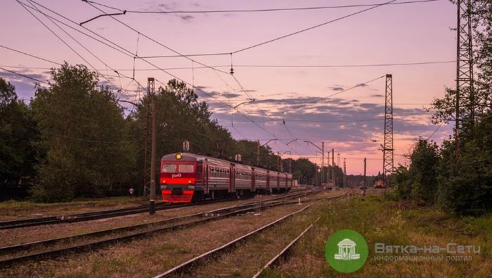 Между Кировом и Санкт-Петербургом будет курсировать новый поезд
