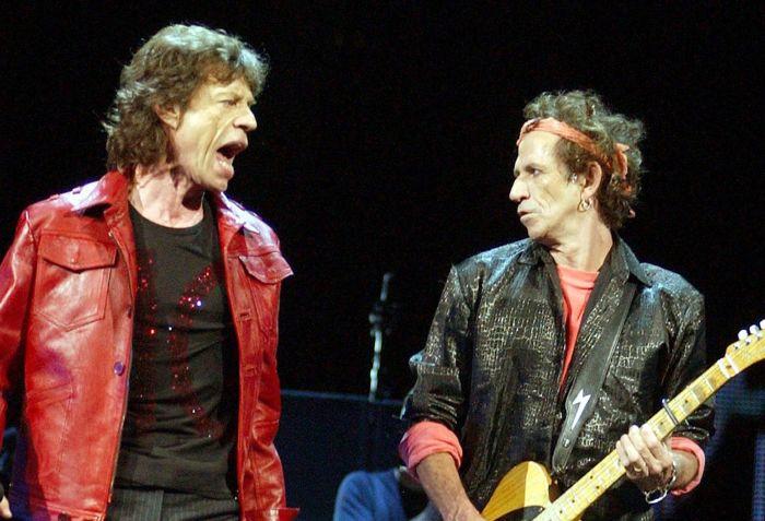 """Легендарные """"The Rolling Stones"""" выпустили новый альбом"""