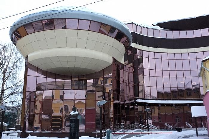 В Кирове завершилось строительство Детского космического центра