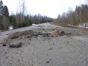 Кировские дороги становятся хуже с каждым днём