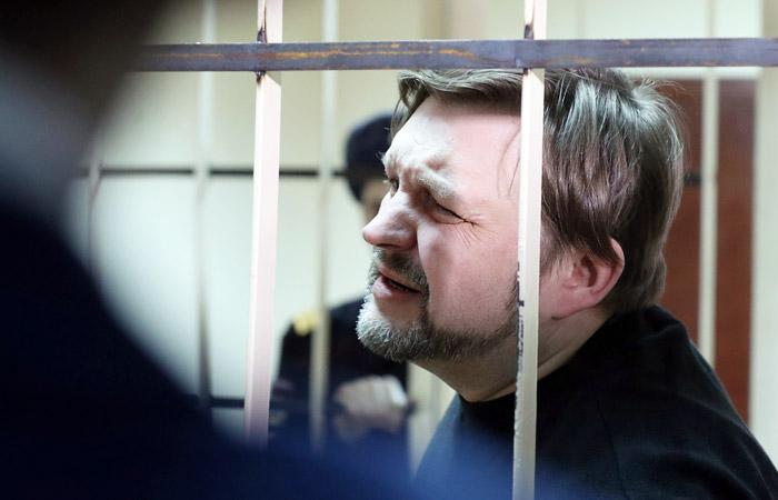 """Белых вновь переведен в """"Лефортово"""""""