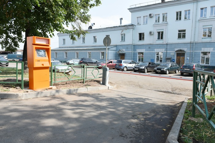 Парковка на ул. Комсомольской станет платной