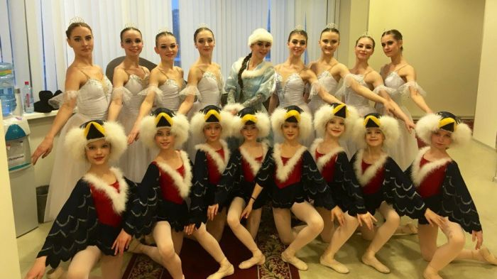 Кировские танцоры выступят на сцене Большого театра