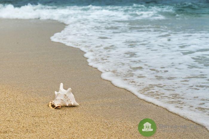 Пляжи в Лоо