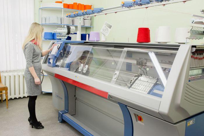 На фабрике игрушек «Весна» открылся новый производственный участок