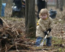 Неравнодушные кировчане приглашаются к участию в осенней уборке города