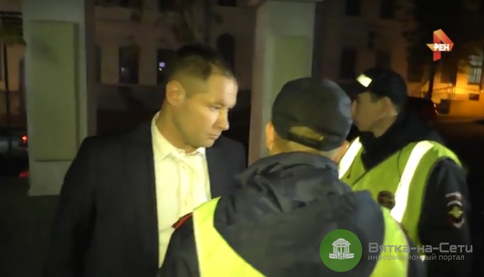 В Кирове проверят сотрудников ДПС, которые отпустили пьяного судью