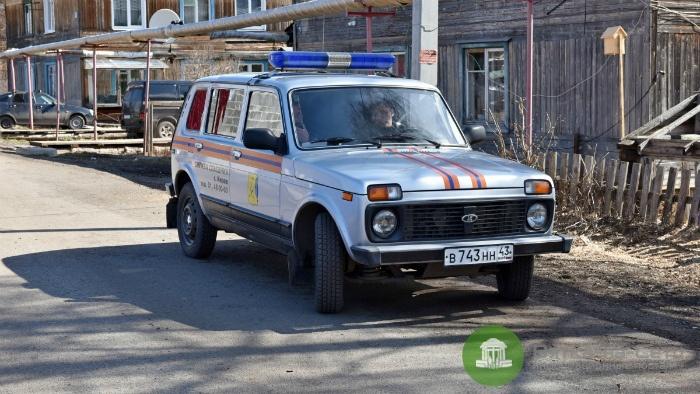 Для работы в паводок в Кирове созданы аварийные бригады