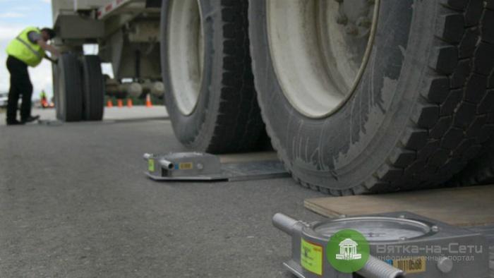 В Кировской области на месяц ограничат движение большегрузного транспорта