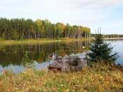Администрация Зуевского района передала пруд в пользование частному предпринимателю