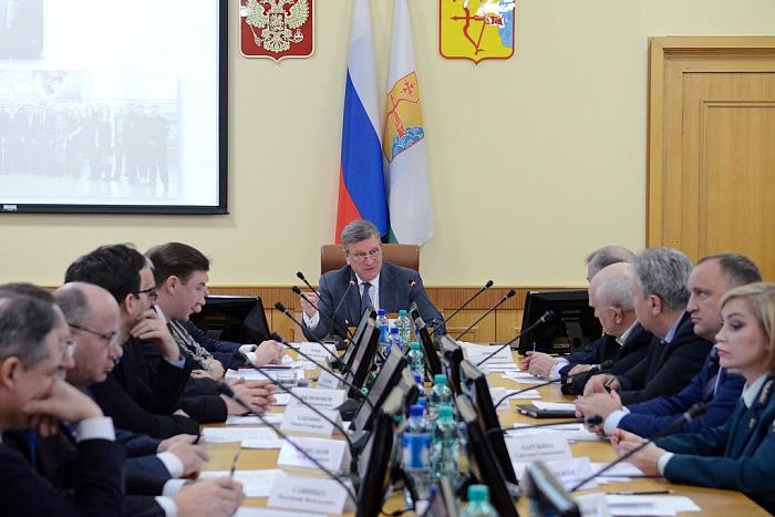 В Кировской области продолжается работа по привлечению резидентов ТОСЭР «Вятские Поляны»