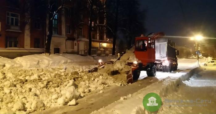 ГДМС планирует закупить технику для уборки улиц на 188 млн рублей