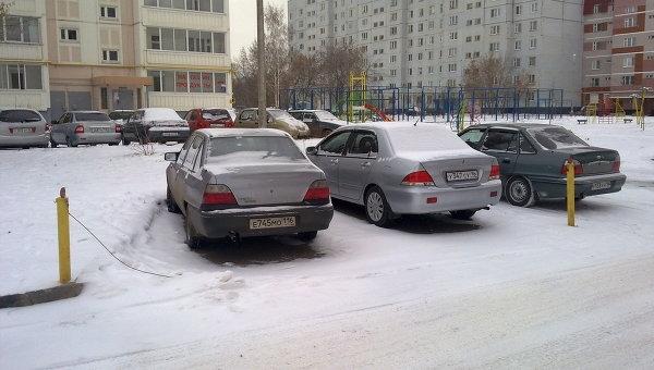 Илья Шульгин предложил организовать в Кирове «зимние» автостоянки