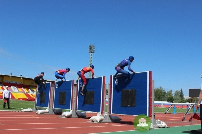 Кировские спортсмены получили путевку в финал чемпионата МЧС России