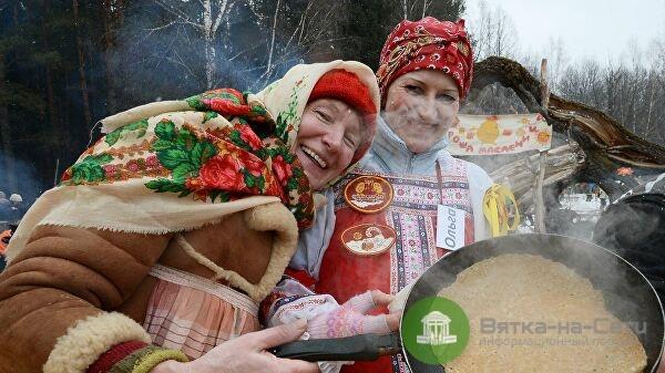 Масленица-2020: праздничная программа на выходные в Кирове