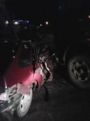 В Кирове пьяный водитель покалечил двоих