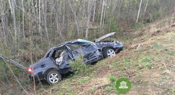 В ДТП в Нагорском районе погибли два человека