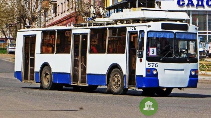 В Кирове несколько троллейбусов временно изменят свои маршруты