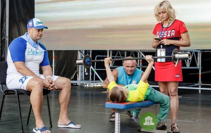 8-летний кировчанин установил новый мировой спортивный рекорд
