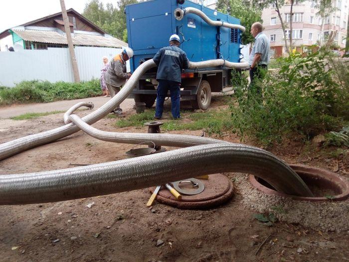 Гидравлические испытания в Кирове начнутся 15 мая