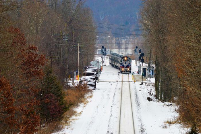 В Юрьянском районе поезд насмерть сбил мужчину