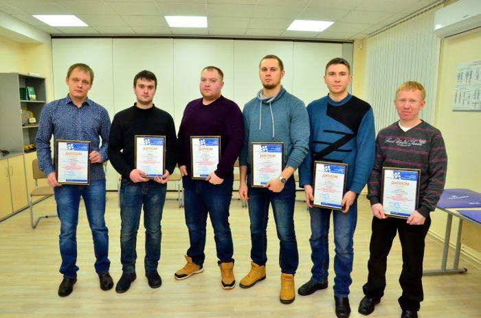 Накануне Дня энергетика в филиале «КЧХК» прошли конкурсы профмастерства