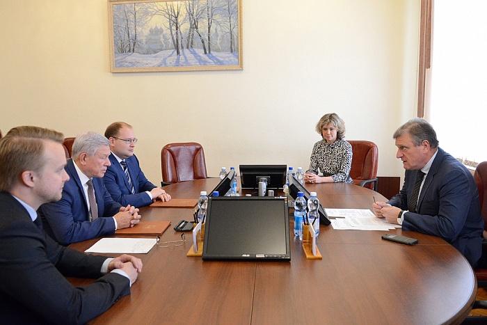 Кировская область заключила соглашение с АО «Российские космические системы»