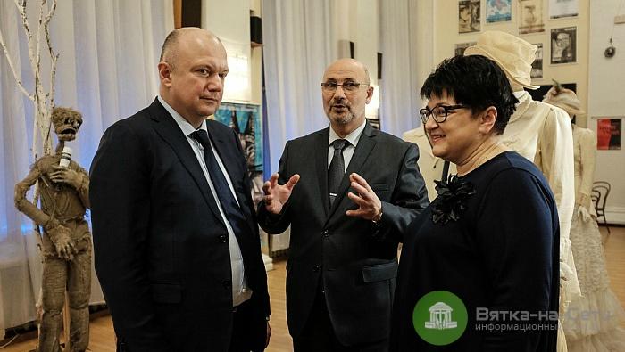 В Кировской области открыли Год театра