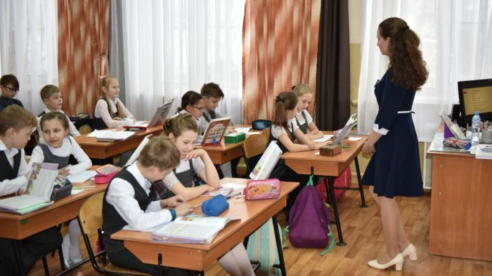 Школа № 24 будет набирать только два первых класса