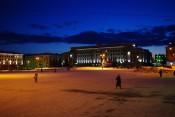 Театральная площадь станет центром культурной и общественной жизни города