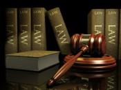 Несовершеннолетних будут защищать в суде бесплатно