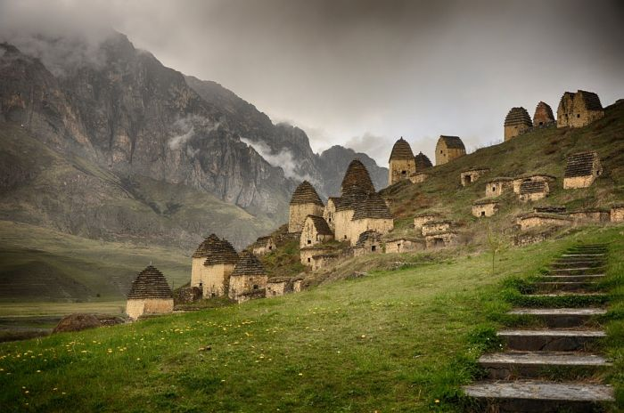 Достопримечательности Южной Осетии