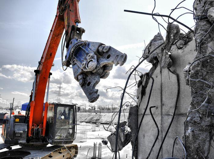 На снос аварийных домов потрачено 4 млн.рублей