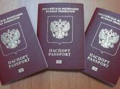 Подать документы на загранпаспорт теперь можно за 15 минут