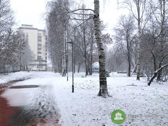 В Кирове на рабочей неделе похолодает до -19 градусов