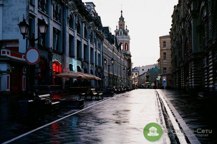 В Москве введён тотальный режим изоляции