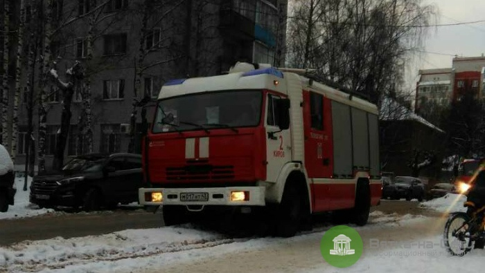 В Кирове воспитанников детского сада эвакуировали из-за подгоревшей еды