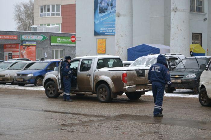 10 нетрезвых водителей задержаны за выходные