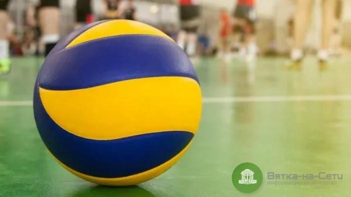 Кировские волейболистки завоевали серебро всероссийского турнира