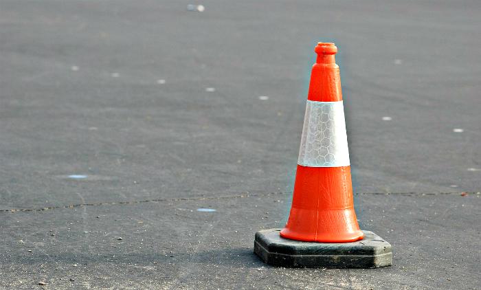 С 1 сентября будет ограничено движение по ул. Профсоюзной