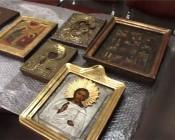 Из двух храмов области похитили 9 икон