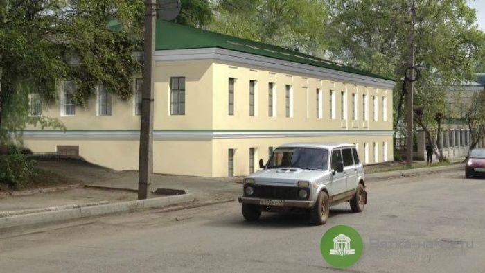 В Кирове восстановят исторический облик усадьбы Горбуновых