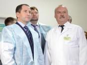 Полпред Президента Михаил Бабич положительно оценил работу Кировского сосудистого центра