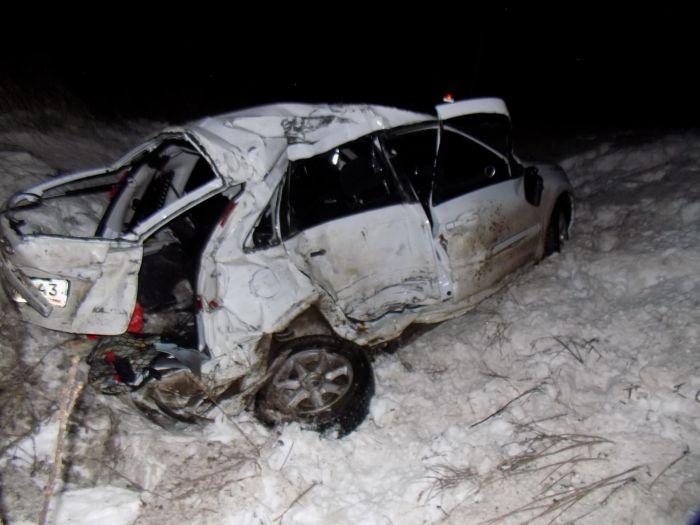 35-летняя женщина погибла, столкнувшись сфурой вОрловском районе