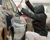 Полиция задержала серийных автограбителей