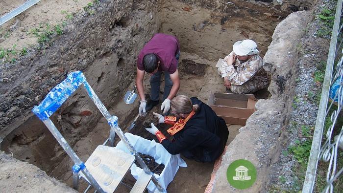 В Кировской области завершили раскопки на предполагаемом месте погребения священномученика Николая Подъякова