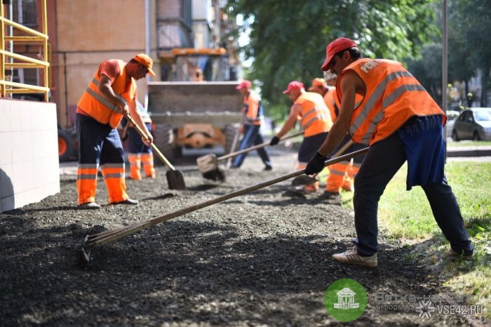 Кировского подрядчика оштрафуют за затянувшийся ремонт дворов